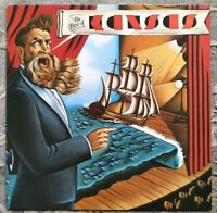 Kansas - The Best of Kansas - Vinyl LP - 1984 Epic EPC 461036 1