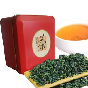 10 Bags/Box China Anxi Tieguanyin Oolong Green Tea Luzhou-flavor Help Refreshing