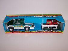 Nylint Lawn Care Set Truck & Trailer w/ Tractor 1991 NIB