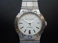 Near Mint Bulgari ( Bvlgari )  Diagono Watch LCV 35S