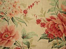 """Sanderson & Sons Retro Chintz Tessuto collezione """"Olivia"""" 146 x 145 cotone"""
