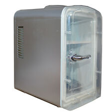 Smad DC 12V 4.5L Portable Car Cooler Warmer Mini Refrigerator Beverage Fridge