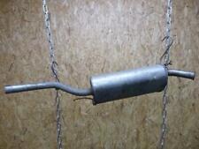 Silencieux arriere (echappement)  RENAULT CLIO 68260/R:35895953