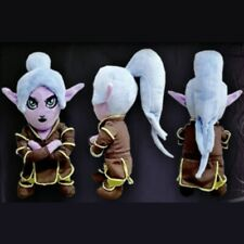 "Rise of the Drow Plush 11"" Limited Edition Collectible Dark Elf D&D Pathfinder"