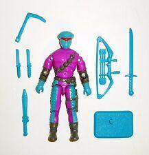 GI JOE noche Creeper Vintage Figura de acción NINJA FORCE COMPLETO C9+ V2 1993