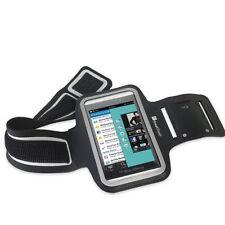 GreatShield Stretchable Neoprene Sport Armband with Key Storage for BlackBerry Z
