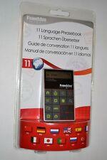 Franklin Explorer 11 Language Phrasebook Translator Electronic / New Sealed