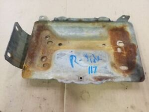RIGHT METAL BATTERY TRAY FITS 03 04 05 06 07 FORD F250 F350