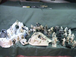 Star Wars Action figures lot, Battle for Hoth Collection
