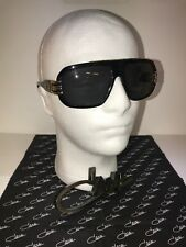 a57d17e9bc71 CAZAL Legends Mod882 Col. 001 Men s Black With Gold Trim Sunglasses  Authorised