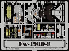 Aviones militares de automodelismo y aeromodelismo Focker de escala 1:48