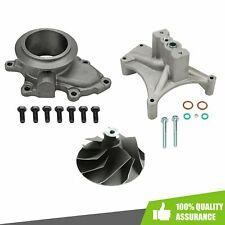 For 73l 995 03 Ford Powerstroke Diesel Turbo Pedestal Ebp Kit 55 Wheel