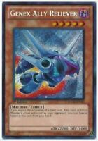 Yu-Gi-Oh! Genex Ally Reliever - HA04-EN040 - Secret Rare - 1st Edition M/NM X1