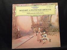 W.A. Mozart - 4 Flötenquartette / Philharmonische Solisten Berlin
