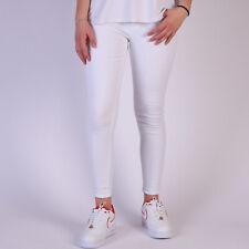 Levi's 710 Super Skinny Damen Weiß Jeans DE 38 / US W31 L30