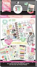 MAMBI Create 365 The Happy Planner Watercolor Stickers 1078pcs PPSV-18 Organizer