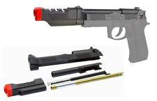 HFC GBB-199 Metal Slide & Barrel with Compensator Upgrade Kit