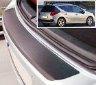 PEUGEOT 207 SW - CARBONE STYLE Pare-chocs arrière protection
