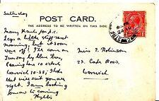 Family History Postcard - Robinson - Cape Road - Warwick - Ref 1220A
