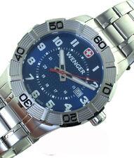 Wenger señores reloj 01.0851.103 roadster swiss made nuevo embalaje original PVP 199 euros
