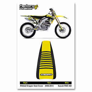Motorcycle Seat Covers For 2017 Suzuki Rmz450 For Sale Ebay