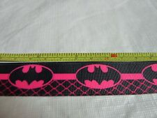 "2 Yards Batgirl Batman Ribbon 3/4""  You Choose How Much"