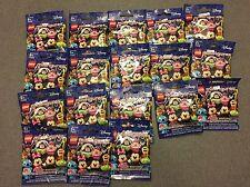 Lego 71012 Disney Series Minifigures Complete Set Unopened Free Ship