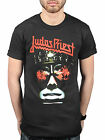 Official Judas Priest Hell Bent T-Shirt British Steel Defender Of The Faith Rock