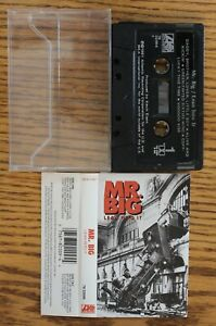 Mr. Big Lean Into It Cassette  Free Shipping In Canada