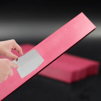 Durable Grits Sharpening Grindstone Whetstone Polishing Red Stone Ruby Sharpener