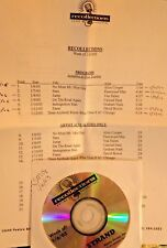 RADIO SHOW: CLASSIC ROCK ESSENTIALS 1/6/03 DAVID BOWIE, ALICE COOPER,GRAHAM NASH
