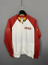 ADIDAS SPANISH FOOTBALL Track Top Jacket - XL - Great Condition - Men's
