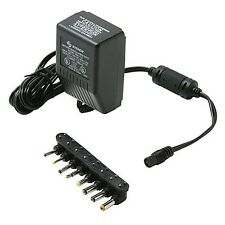 Eagle Universal Digital Switching Power Supply Adapter 1000 mA UL with Adapters