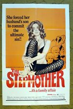 She forced her husband's son to commit the ultimate sin - THE STEPMOTHER poster