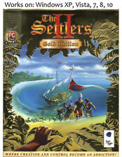 The Settlers II 2 Gold Edition PC Game