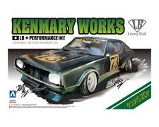 Aoshima 1/24 Nissan Kenmary Kenmeri Works LB Performance PLASTIC MODEL KIT 0981
