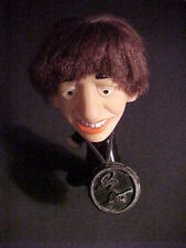 RINGO STARR  1964 REMCO NEMS ENT.  WITH  MUSICAL INSTRUMENT FIGURINE NM-MT