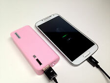 Portable External Power Bank Battery Charger iPhone 6 Galaxy s4 s5 Note 5200mA P