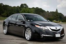"""19"""" MRR HR3 Wheels For Acura TL RDX MDX TSX 19X8.5"""" Squared Rims Set (4)"""