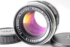 [Excellent+++] Olympus G.Zuiko Auto-S 40mm f/1.4 For Olympus Pen Series w/ Caps