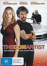 The Con Artist - Comedy / Adventure / Romantic - Rebecca Romijn - NEW DVD