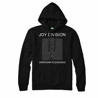 Unknown Pleasures Hoodie Rock Transmission Top The Cure Joy Division Hoodie Top