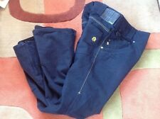 Burton Analog Snowboard or ski insulated Pants blue Denim jeans . Men's medium
