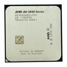 AMD A8-Series A8-3850 CPU Quad-Core 2.9 GHz 4M Socket FM1 Processor