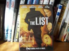 The List :Power Comes With A Price DVD (NEW)