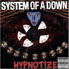 System of a Down - Hypnotize [New CD] Explicit