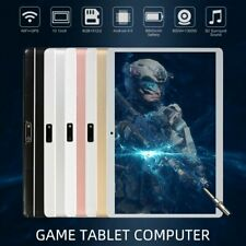 10.1 inch Game Tablet Computer PC Android 9.0 Bluetooth GPS WIFI Dual Camera USA