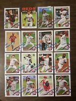 2021 Topps Cincinnati Reds Lot- Tyler Stephenson RC, Joey Votto 1986 Throwback
