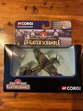 Corgi Showcase Supermarine Spitfire Douglas Bader Fighter Scramble Series