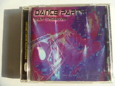 PEAK & BOOM DANCE PARTY RARE LIBRARY SOUNDS CD